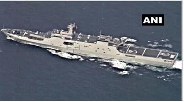 Khabar Odisha:National-Odisha-spy-plane-of-indian-navy-tracked-chinese-warship-in-indian-ocean-and-clicked-pictures