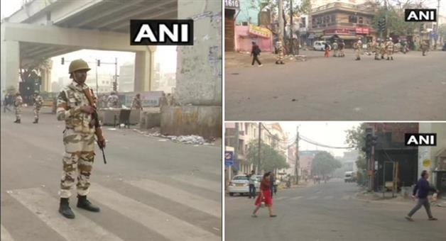 Khabar Odisha:National-delhi-violence-maujpur-seelampur-and-gokulpuri-metro-station-delhi-police-caa