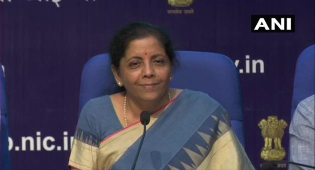 Khabar Odisha:National-news--Finance-Minister-Nirmala-Sitharaman-On-Economic-Slump-And-Key-Focus-To-Revive-Economy
