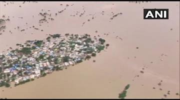 Khabar Odisha:National-news-40-lakh-families-affected-by-floods-to-get-rs-10000-each-ktaka-min