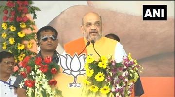 Khabar Odisha:National-news-Amit-Shah-And-Jharkhand-CM-Raghubar-Das-Attacks-On-Congress-Jmm-Jvm-In-Jan-Ashirwad-Yatra