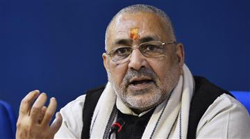 Khabar Odisha:National-news-Amit-Shah-Done-It-Giriraj-Singh-Attacks-Kejriwal-After-Sharjeel-Imam-Arrest