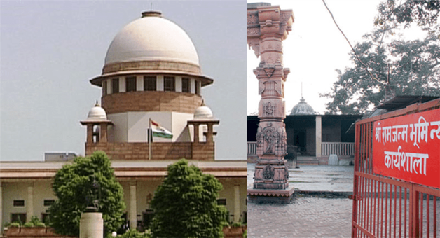 Khabar Odisha:National-news-Ayodhya-Case-Verdict-Evidence-Of-Temple-Found-Under-Mosque-Says-Supreme-Court