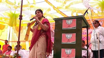 Khabar Odisha:National-news-CAAAwareness-Rally-Roopa-Ganguly-bjp-at-jaypore