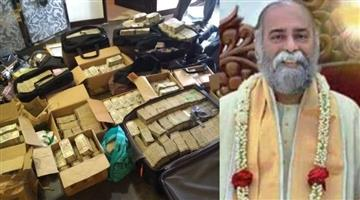 Khabar Odisha:National-news-Chennai-Kalki-Ashram-It-Raids-600-Crore-Undislosed-Income-Found-Self-Godman-Says-Not-Fled-From-Country