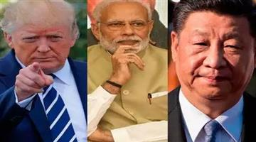 Khabar Odisha:National-news-China-Asks-New-Delhi-To-Joint-Fight-Against-Protectionism-Amid-Trade-War