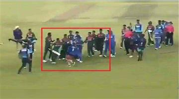 Khabar Odisha:National-news-Icc-Has-Taken-Bangladeshs-Aggressive-Celebrations-Very-Seriously-Says-Indian-Team-Manager