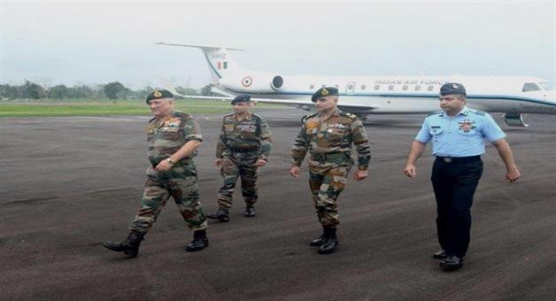 Khabar Odisha:National-news-Indian-Army-With-Air-Force-Will-Carry-Out-Massive-War-Game-In-Arunachal-Pradesh-In-October