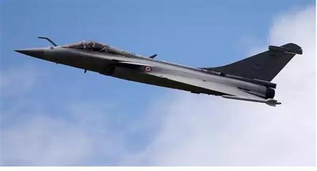 Khabar Odisha:National-news-Indian-Air-Force-Received-Its-First-Acceptance-Rafale-Combat-Aircraft-In-France