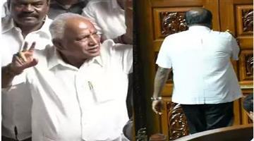 Khabar Odisha:National-news-Karnataka-Government-fails-trust-vote-in-Assembly