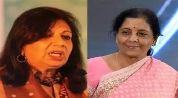 Khabar Odisha:National-news-Kiran-Mazumdar-Shaw-Hats-Off-For-Nirmala-Sitharaman-On-Corporate-Tax-Cut