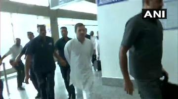 Khabar Odisha:National-news-Opposition-Party-Leaders-In-Rahul-Representation-Are-sent-back-to-delhi
