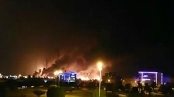 Khabar Odisha:National-news-Saudi-Arab-Drone-Attack-On-2-Factories-Suspends-Oil-Production-Says-Saudi-Aramco