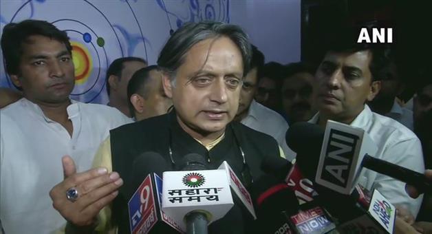 Khabar Odisha:National-news-Shashi-Tharoor-Congress-Party-On-Pakistan-To-Raise-Jammu-And-Kashmir-Issue-At-UNHRC