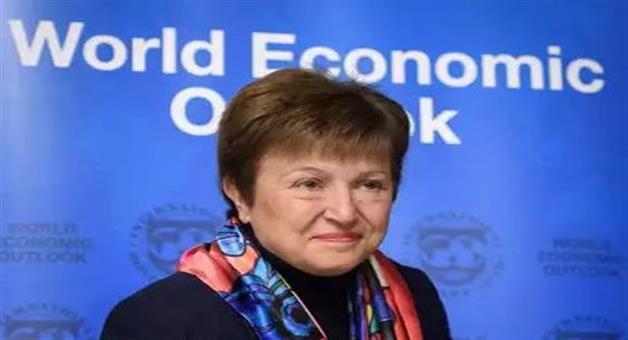 Khabar Odisha:National-news-Slowdown-In-Indian-Economy-Was-Temporary--Imf-Chief-Kristalina-Georgieva