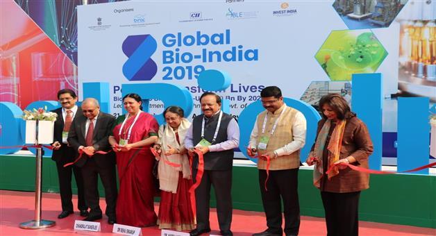 Khabar Odisha:National-news-Union-Minister-launches-Global-Bio-India-2019-Summit