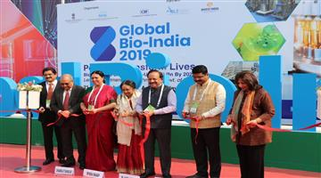 Khabar Odisha:National-news-Union-Minister-launches-Global-Bio-India-2019-Summit