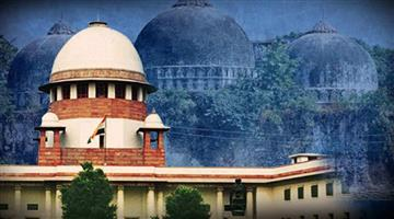 Khabar Odisha:National-news-ayodhya-supreme-court-looks-to-conclude-hearing-in-ayodhya-case-tomorrow-brings-forward-deadline-again