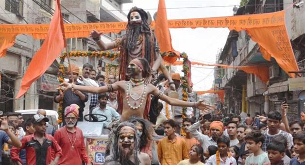 Khabar Odisha:National-news-hauz-qazi-procession-was-marred-by-jai-shri-ram-slogan-says-india-today