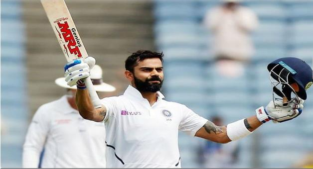 Khabar Odisha:National-news-virat-kohli-became-first-captain-to-score--five-thousand-scrore-in-test-cricket