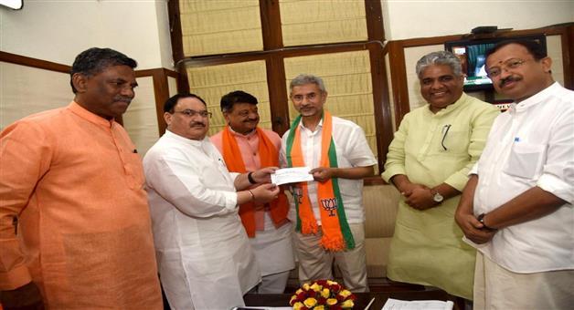 Khabar Odisha:National-odisha-External-Affairs-Minister-S-Jaishankar-Joins-BJP-Know-About-Jaishankar-Life