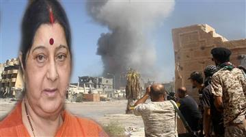 Khabar Odisha:National-odisha-foreign-minister-sushma-swaraj-500-indians-to-leave-tripoli-libya-situation