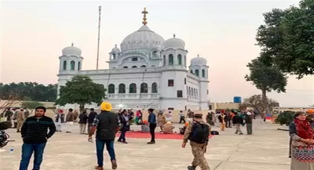 Khabar Odisha:National-odisha-india-seeks-visa-free-access-for-5000-pilgrims-per-day-to-kartarpur-shrine