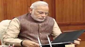 Khabar Odisha:National-odisha-pm-modi-meets-key-secretaries-to-finalise-100-day-agenda