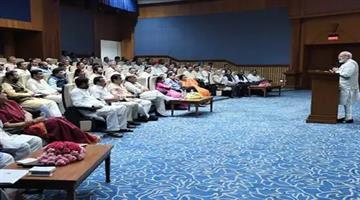 Khabar Odisha:National-odisha-pm-modi-said-the-sun-sets-on-this-term-but-the-brightness-our-work-will-continue