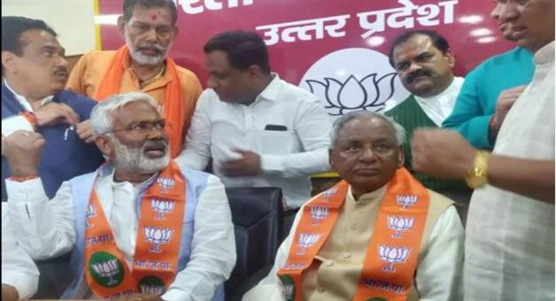 Khabar Odisha:National-politics-Former-Governor-Kalyan-Singh-Take-Membership-Of-BJP