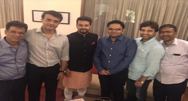 Khabar Odisha:National-politics-Is-Politics-Next-For-Sourav-Ganguly-After-Bcci-President-Post