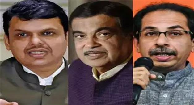 Khabar Odisha:National-politics-Maharashtra-Political-Crisis-Union-Minister-Nitin-Gadkari-Is-In-Mumbai-Says-He-Is-Ready-For-Mediation