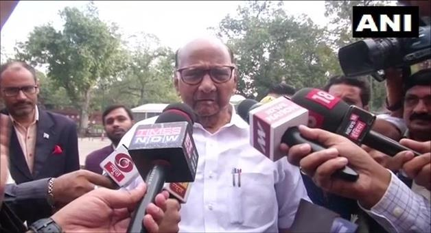 Khabar Odisha:National-politics-Maharashtra-Government-Formation-Ncp-Chief-Sharad-Pawar-Says-Asks-Bjp-And-Shiv-Sena