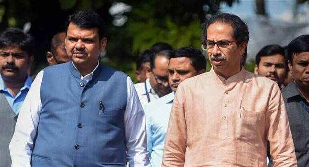 Khabar Odisha:National-politics-mahrastra-govermnet-formula-1995-bal-thackeray-pramod-mahajan-bjp-shiv-sena-allaince-udhav-thackeray