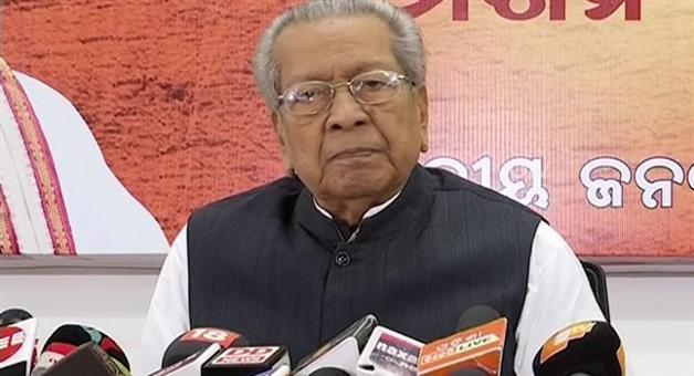 Khabar Odisha:National-politics-president-appoints-Biswa-Bhusan-Harichandan-as-Governor-of-Andhra-Pradesh