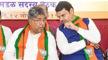 Khabar Odisha:National-poltics-maharashtra-bjp-presisdent-chandrakant-patil-government-formation-devendra-fadnavis