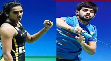 Khabar Odisha:National-sports-Badminton-Pv-Sindhu-And-Sai-Praneeth-In-Semi-Finals-Of-The-Bwf-World-Championship
