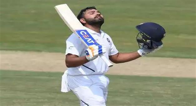 Khabar Odisha:National-sports-INDvSA-Rohit-Sharma-Smashes-Century-In-Ranchi-Test-And-Breaks-Many-Records
