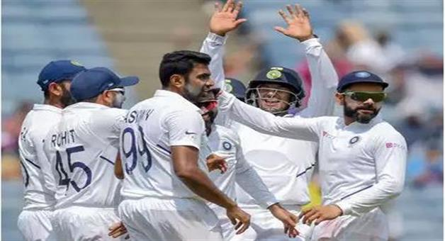 Khabar Odisha:National-sports-R-Ashwin-Joins-Harbhajan-Singh-Anil-Kumble-In-Elite-List-To-Pick-250-Test-Wickets-At-Home