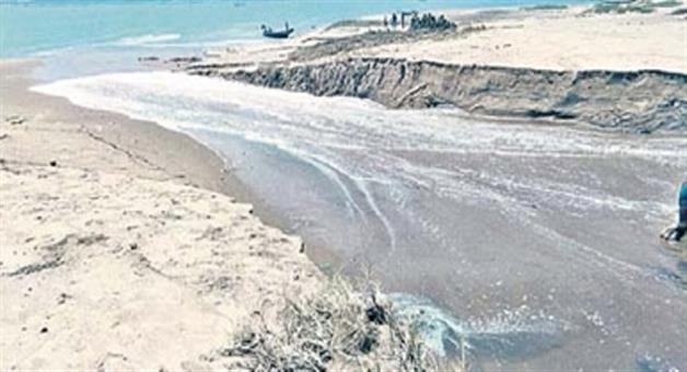 Khabar Odisha:New-mouth-open-at-chilika