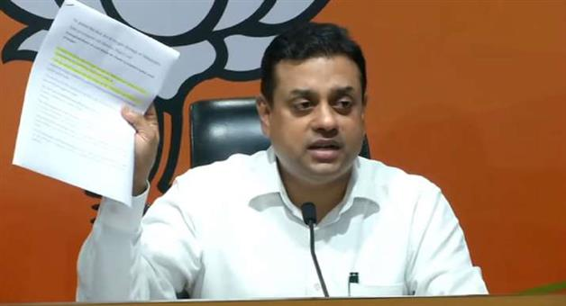 Khabar Odisha:No-corona-patients-died-in-any-state-due-to-lack-of-oxygen-during-the-second-wave---Sambit-Patra