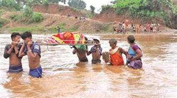 Khabar Odisha:Not-change-in-rural-health-infra-stricture