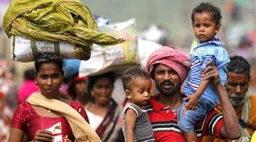 Khabar Odisha:Odia-labourer-return-home-in-lock-down