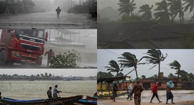 Khabar Odisha:Odishas-Ganjam-Gajapati-struck-by-massive-storm-heavy-rains