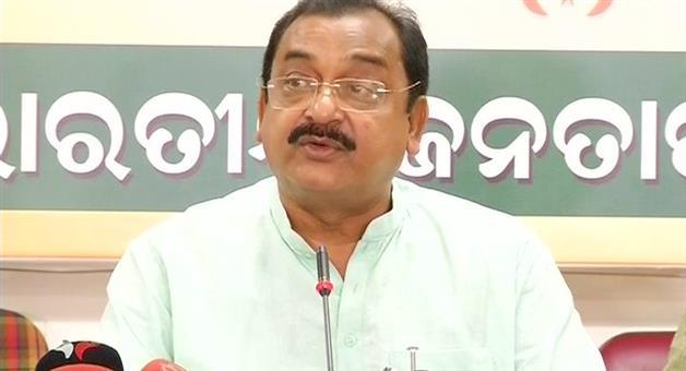 Khabar Odisha:Odisha-BJP-Target-to-Odisha-Government-for-Make-In-Odisha-Conclave