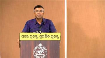 Khabar Odisha:Odisha-Chief-Secy-There-is-no-evidence-of-community-transmission-in-state