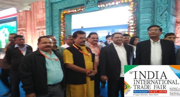 Khabar Odisha:Odisha-Mandap-Inaugurated-in-IITR-at-New-delhi