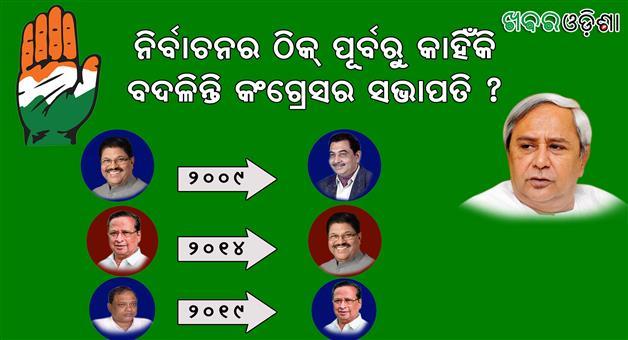 Khabar Odisha:Odisha-PCC-President-Niranjan-Naveen