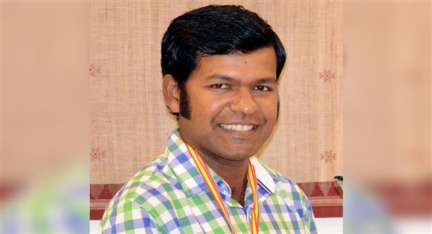 Khabar Odisha:Odisha-lalikala-academy-president-Sudarshan-Pattnaik