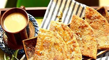 Khabar Odisha:Odisha-lifestyle-jaggery-paratha-recipe